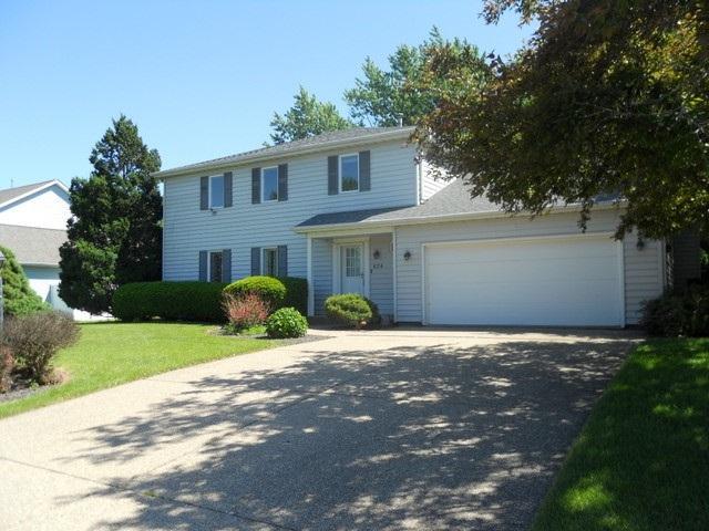 424 W Northpoint Lane, Peoria, IL 61614 (#1191340) :: Adam Merrick Real Estate
