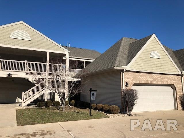 7319 N Villa Lake Drive #4, Peoria, IL 61615 (#1192108) :: Adam Merrick Real Estate