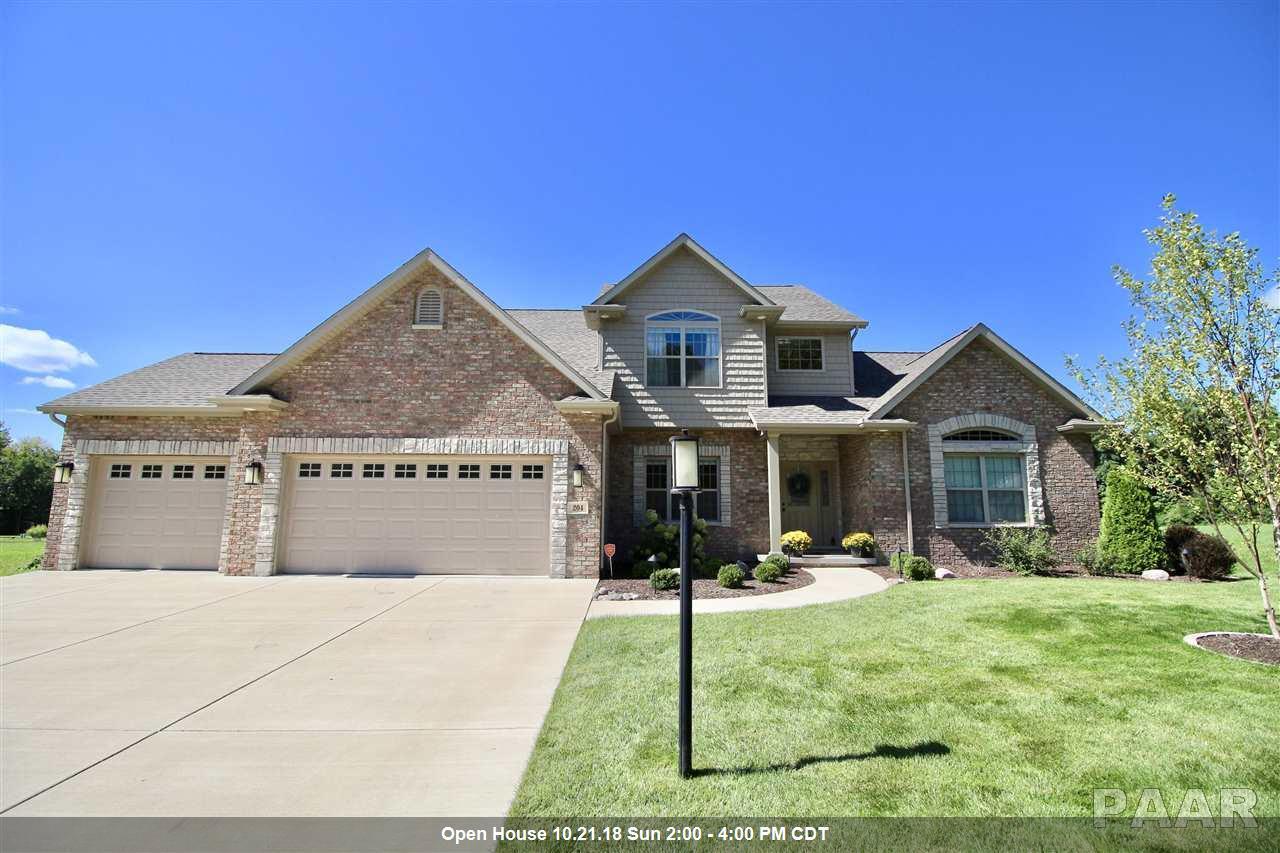 Homes204 Brookstone Driveeast Peoriail6161187298972