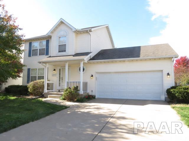 10919 N Northtrail Drive, Dunlap, IL 61525 (#PA1199282) :: Adam Merrick Real Estate