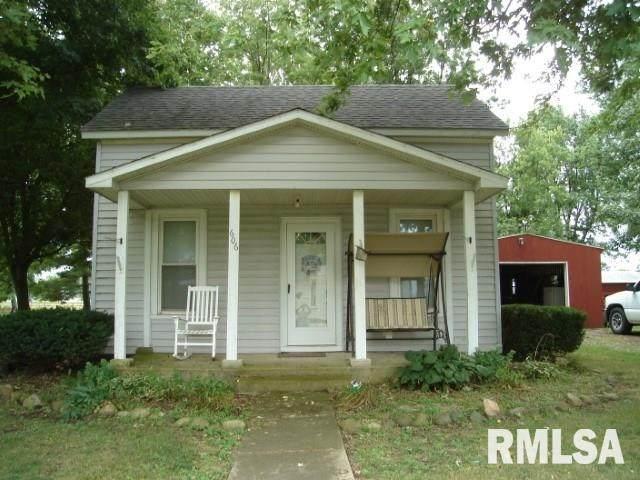 606 W Gale Street, Williamsfield, IL 61489 (#PA1208183) :: The Bryson Smith Team