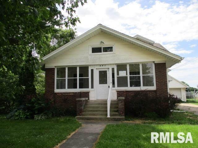 447 E Walnut Street, Washburn, IL 61570 (#PA1213023) :: The Bryson Smith Team