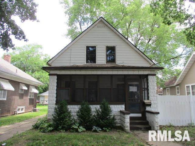 421 State Street, Pekin, IL 61554 (#PA1213143) :: Killebrew - Real Estate Group