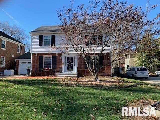 1417 S Douglas Avenue, Springfield, IL 62704 (#CA1004354) :: RE/MAX Preferred Choice
