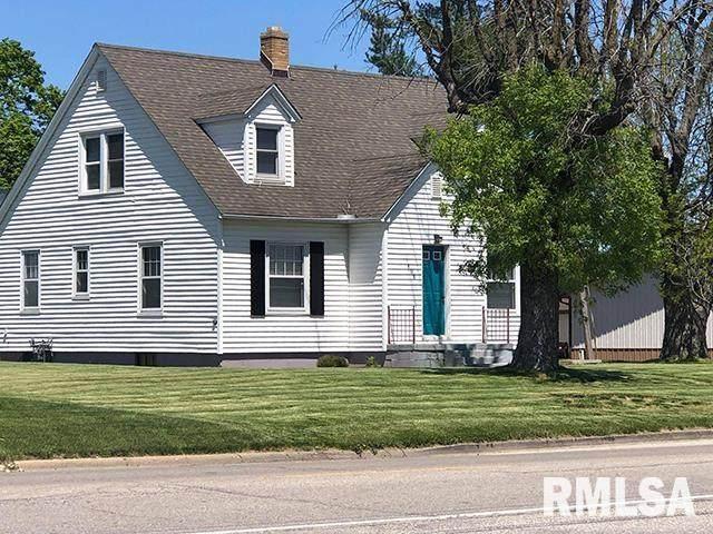 408 W Front Street, Roanoke, IL 61561 (MLS #PA1224877) :: BN Homes Group