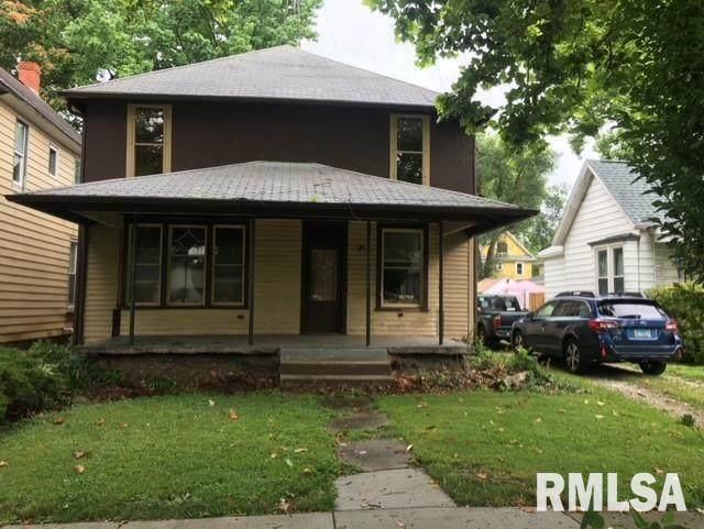 713 S English Avenue, Springfield, IL 62704 (#CA1008411) :: Nikki Sailor | RE/MAX River Cities