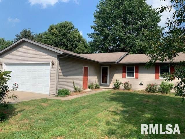 113 S Sangamon Street, Auburn, IL 62615 (#CA1009513) :: Campo Realty Inc.