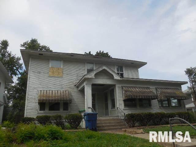 2512 Iowa Street, Davenport, IA 52803 (#QC4226095) :: RE/MAX Professionals