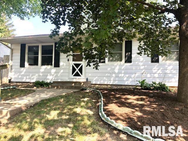 2303 N Linwood Avenue, Davenport, IA 52804 (#QC4226174) :: Paramount Homes QC