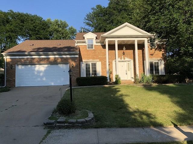6608 N Talisman Terrace, Peoria, IL 61615 (#1194606) :: Adam Merrick Real Estate