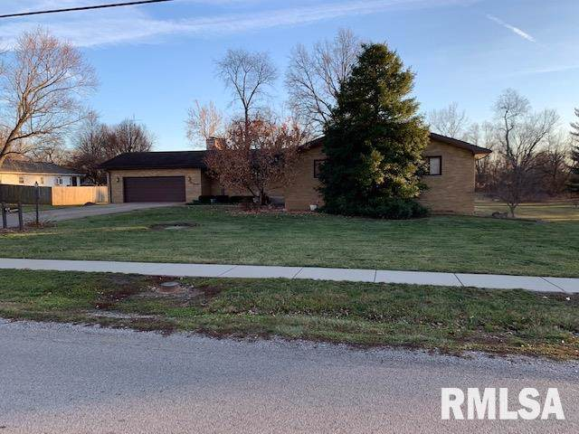 416 Menard Street, Riverton, IL 62561 (#CA997059) :: Killebrew - Real Estate Group