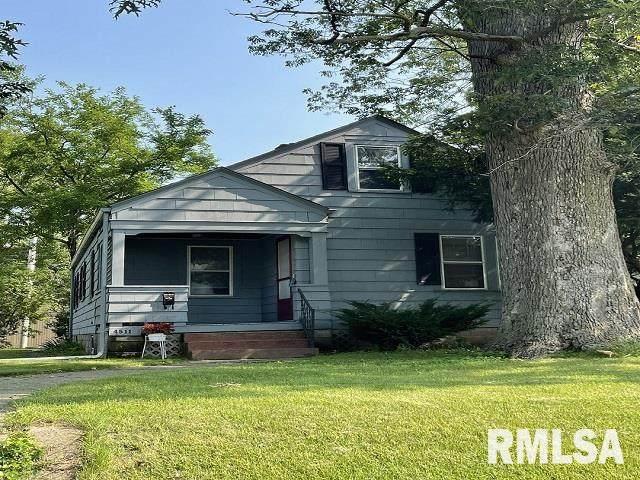 4511 14TH Avenue, Rock Island, IL 61201 (#QC4224323) :: RE/MAX Preferred Choice