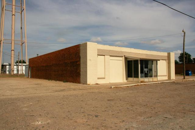 301 N 5th St, Ackerly, TX 79713 (MLS #50014795) :: Rafter Cross Realty