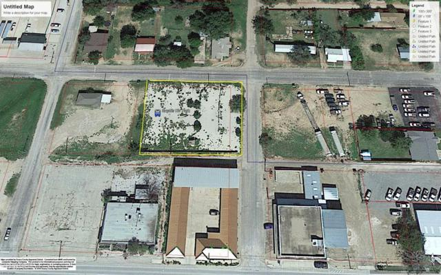 1001 24th St, Snyder, TX 79549 (MLS #50021184) :: Rafter Cross Realty