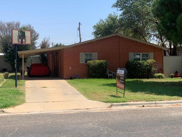 107 SW 10th St, Seminole, TX 79360 (MLS #50039705) :: Rafter Cross Realty