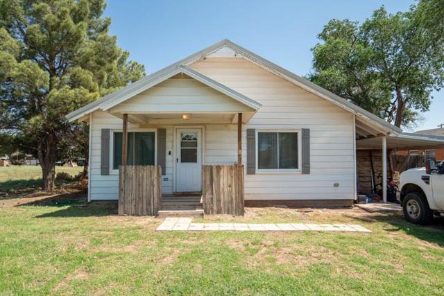 502 SW Ave E, Seminole, TX 79360 (MLS #50039872) :: Rafter Cross Realty