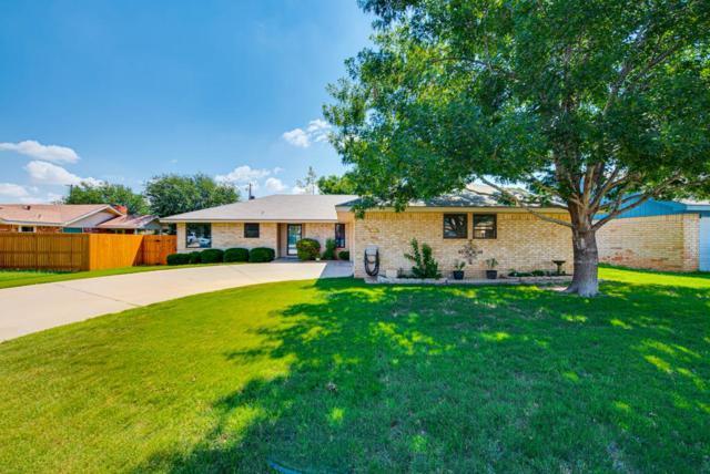 1600 Mcdonald St, Midland, TX 79703 (MLS #50039902) :: Rafter Cross Realty