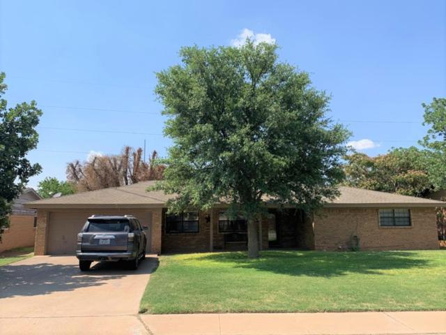 724 Shell Ave, Midland, TX 79705 (MLS #50039915) :: Rafter Cross Realty