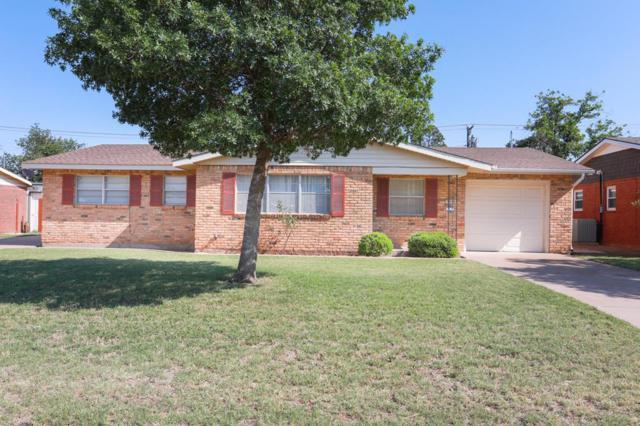 3519 W Michigan Ave, Midland, TX 79703 (MLS #50039920) :: Rafter Cross Realty