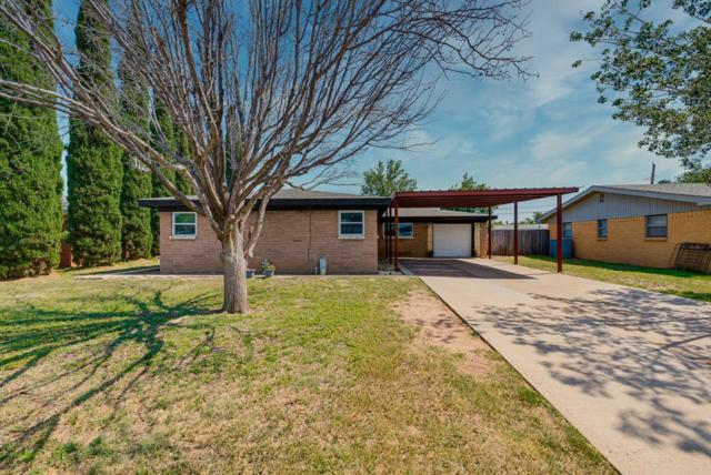 4517 Erie Dr, Midland, TX 79703 (MLS #50039922) :: Rafter Cross Realty
