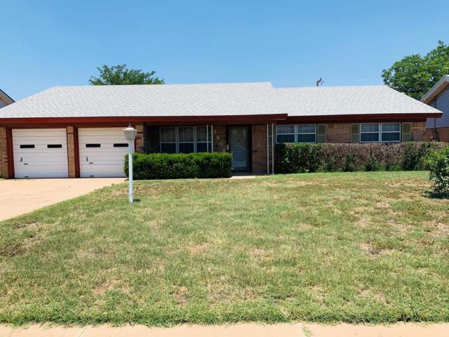 3608 Baumann Ave, Midland, TX 79703 (MLS #50039924) :: Rafter Cross Realty