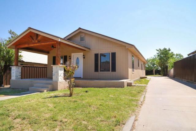 1015 Nolan St, Big Spring, TX 79720 (MLS #50039972) :: Rafter Cross Realty