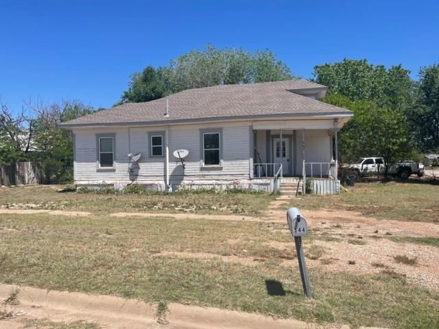 344 E 6th St, Colorado City, TX 79512 (MLS #50040282) :: Rafter Cross Realty