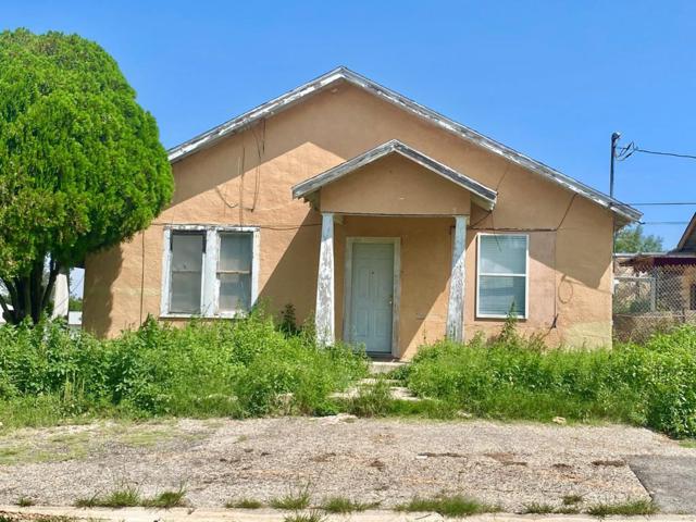 511 S Bell St, Big Spring, TX 79720 (MLS #50040886) :: Rafter Cross Realty