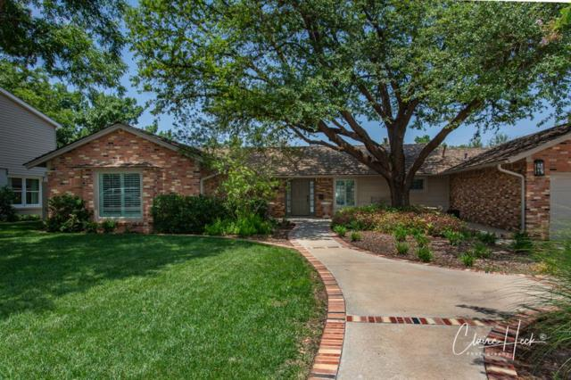 2204 Stanolind Ave, Midland, TX 79705 (MLS #50040922) :: Rafter Cross Realty