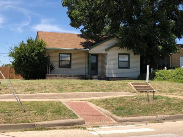 1305 Chestnut, Colorado City, TX 79512 (MLS #50041263) :: Rafter Cross Realty