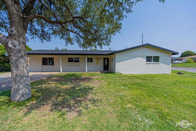 720 Shell Ave, Midland, TX 79705 (MLS #50041303) :: Rafter Cross Realty
