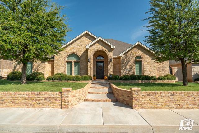 4112 Timberglen Circle, Midland, TX 79707 (MLS #50041991) :: Rafter Cross Realty