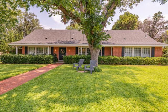 2401 Boyd Ave, Midland, TX 79705 (MLS #50042408) :: Rafter Cross Realty