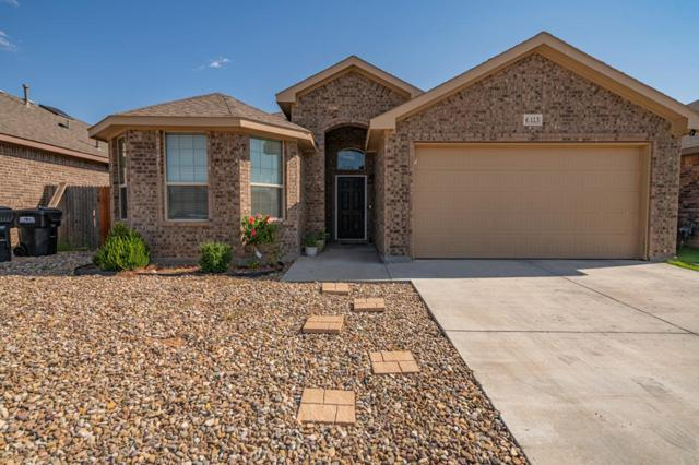 6413 Hall Of Fame, Midland, TX 79706 (MLS #50042452) :: Rafter Cross Realty