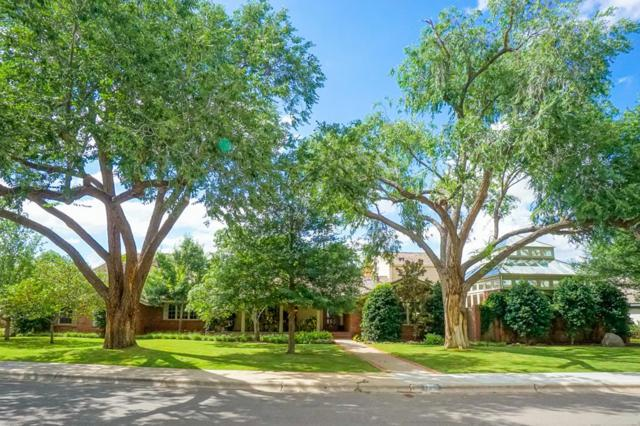 1204 Country Club Dr, Midland, TX 79701 (MLS #50042482) :: Rafter Cross Realty