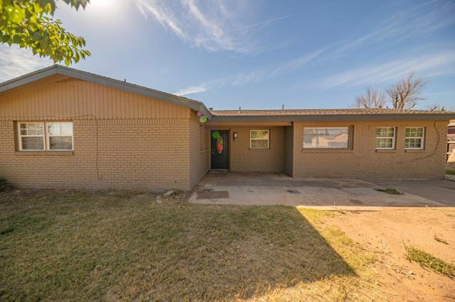 3315 W Cuthbert Ave, Midland, TX 79703 (MLS #50042507) :: Rafter Cross Realty