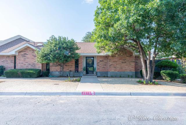 2916 Moss Ave, Midland, TX 79705 (MLS #50042533) :: Rafter Cross Realty