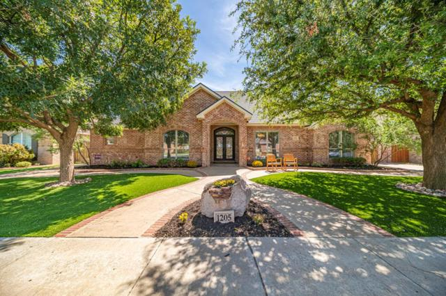 1205 Breckenridge Ct., Midland, TX 79705 (MLS #50042574) :: Rafter Cross Realty