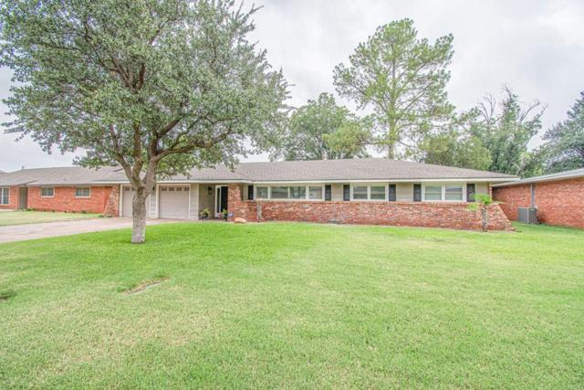 2306 Terrace Ave, Midland, TX 79705 (MLS #50042805) :: Rafter Cross Realty