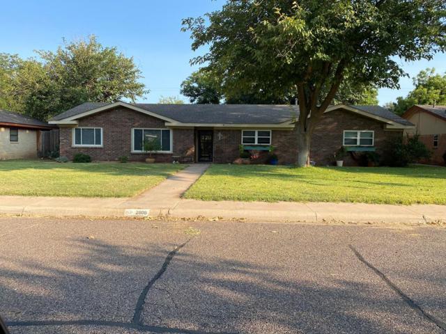 2808 Auburn Dr, Midland, TX 79705 (MLS #50042832) :: Rafter Cross Realty