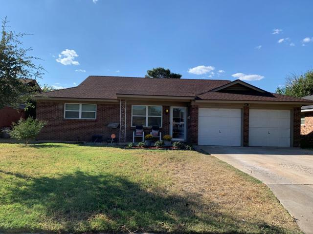 4504 Roosevelt Ave, Midland, TX 79703 (MLS #50042835) :: Rafter Cross Realty