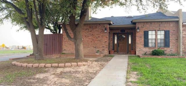 4101 N Amistad Dr, Midland, TX 79707 (MLS #50042840) :: Rafter Cross Realty
