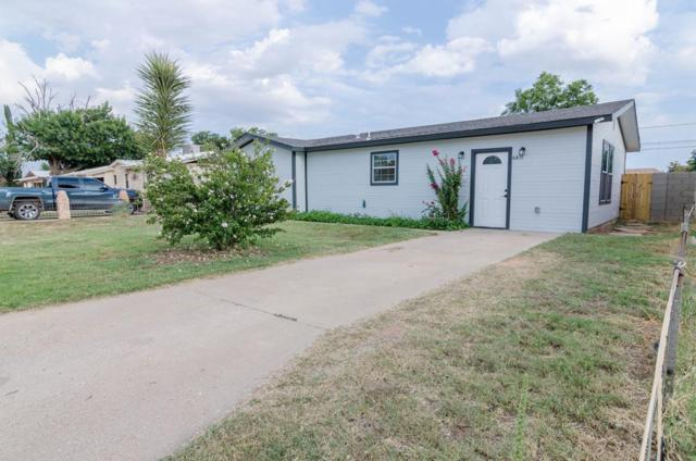 4611 Comanche Dr, Midland, TX 79703 (MLS #50042845) :: Rafter Cross Realty