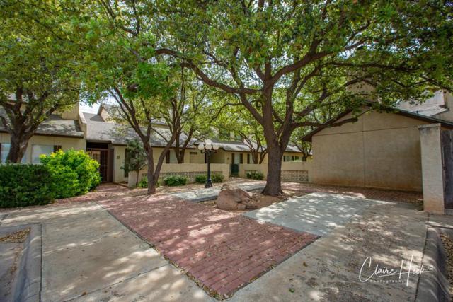 4601 Lanham St, Midland, TX 79705 (MLS #50042968) :: Rafter Cross Realty