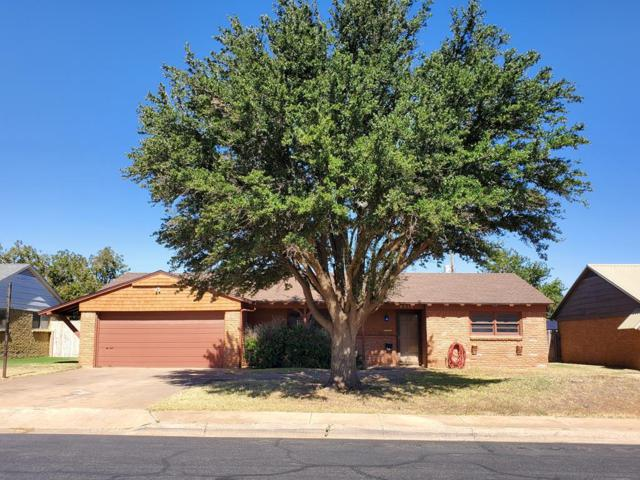 4320 Country Club Dr, Midland, TX 79703 (MLS #50043078) :: Rafter Cross Realty