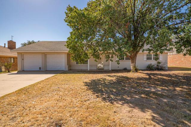 3303 Lanham St, Midland, TX 79705 (MLS #50043080) :: Rafter Cross Realty