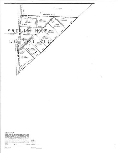 U.S. 385 Hwy 385, Seagraves, TX 79359 (MLS #50006473) :: Rafter Cross Realty