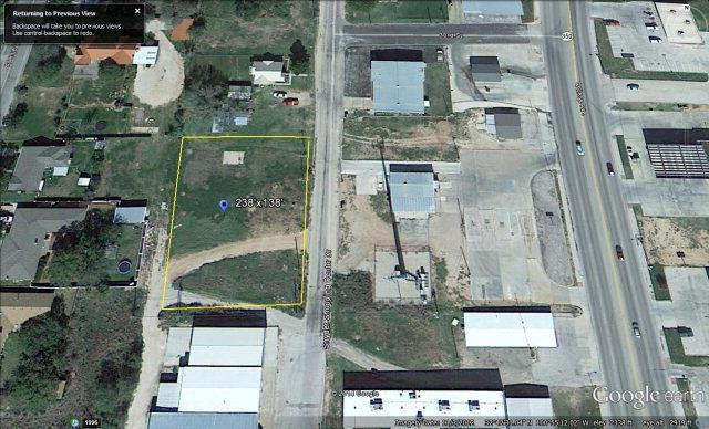 3401 Ave T, Snyder, TX 79549 (MLS #50021191) :: Rafter Cross Realty