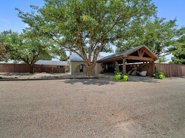 2435 Hwy 137, Stanton, TX 79782 (MLS #50041307) :: Rafter Cross Realty