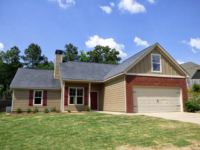 54 Misty Forest Dr, PHENIX CITY, AL 36869 (MLS #71154) :: Bickerstaff Parham